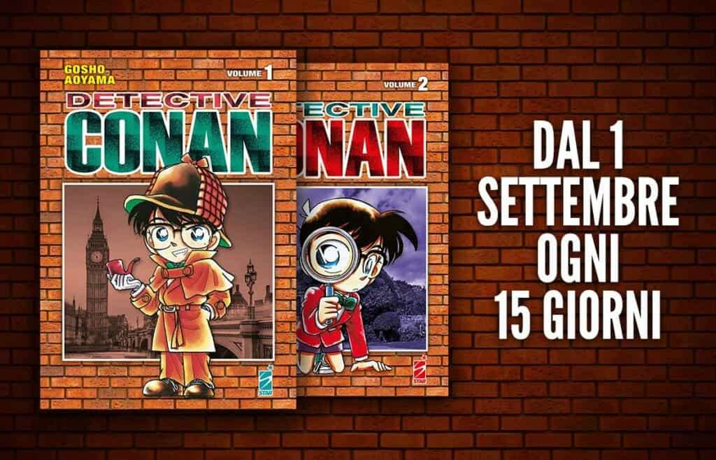 detective conan new edition star comics