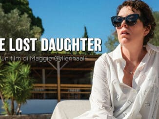the lost daughter Maggie Gyllenhaal recensione