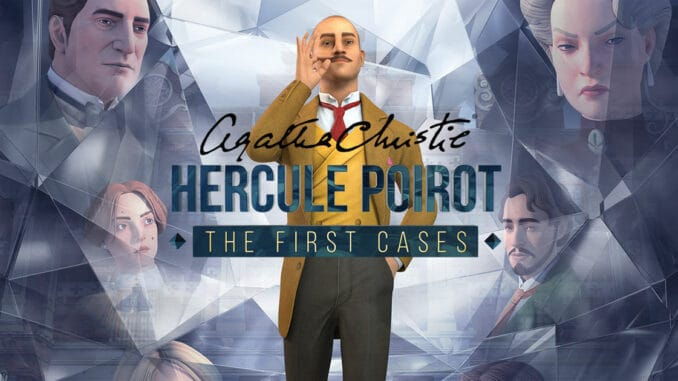 agatha christie hercule poirot first cases recensione